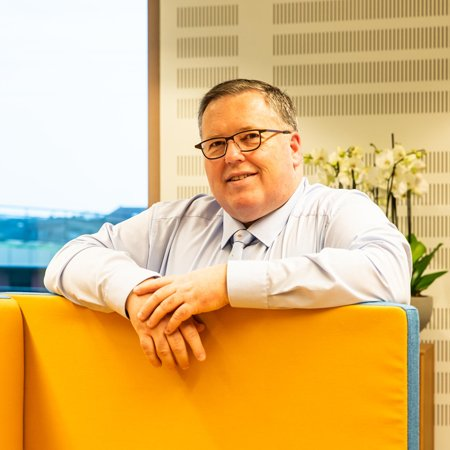 Wim Vanderstraeten I Co-founder & Partner Creando